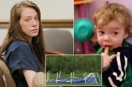Bobbie Jessica Prather: How I disappeared for 14 hours and let my toddler son drown