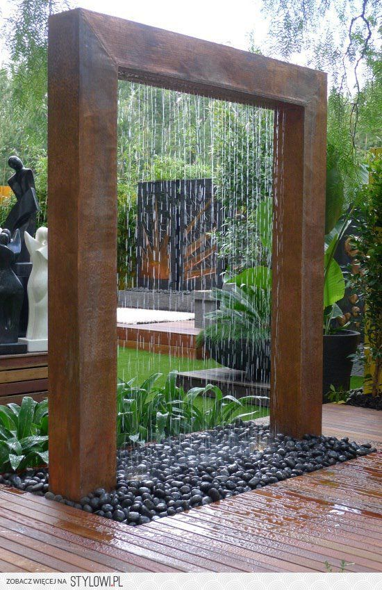 Creating home garden for meditation guide