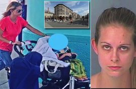 Michelle Ashley Craig: Florida mom steals $1800 stroller at Disney World sells it on Facebook