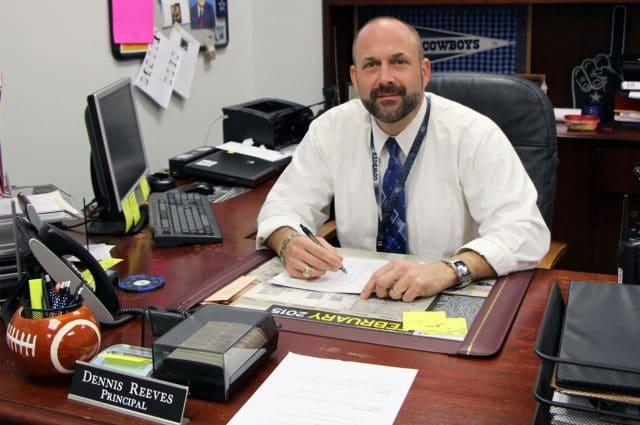 Principal Dennis Reeves