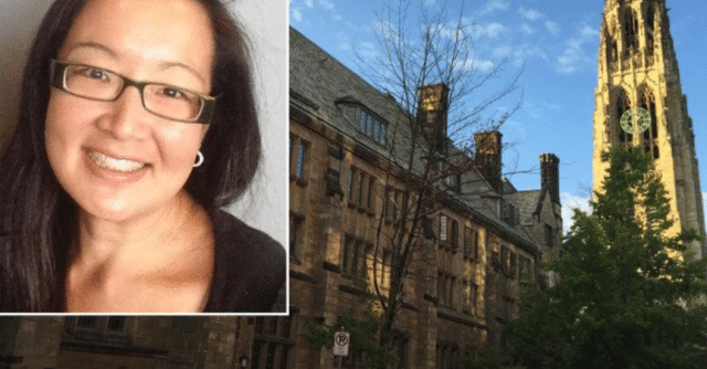 June Chu Yale University dean white trash apology