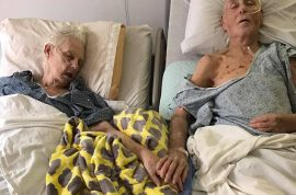 Car date: Tom and Delma Ledbetter Texas couple married 62 years die 90 minutes apart