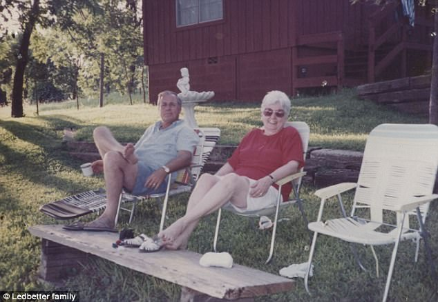 Tom and Delma Ledbetter
