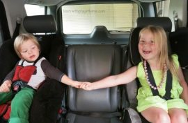 A Guide to Better Child Safety in and Around Automobiles