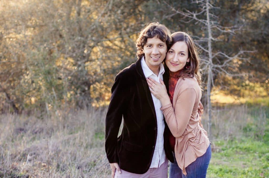 Akahi Ricardo and Camila Castello