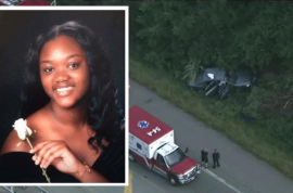 Hate crime? Bianca Roberson black driver changing lanes killed by white person
