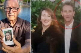 $20K funeral: Frank J Kerrigan gets  phone call from son 11 days after burying wrong man