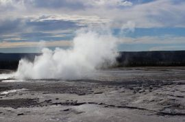 Gervais Dylan Gatete suffers severe burns after falling into Yellowstone National Park hot spring