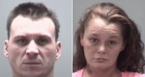 John and Ashley Brown Michigan couple charged with sex crimes
