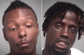 Justin Akeen Fedrick and Keon Dellshai Gordon rape white woman to teach her a lesson about dating black men