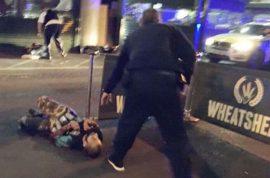 'This is for Allah' 3 Jihadis dead in London bridge attack