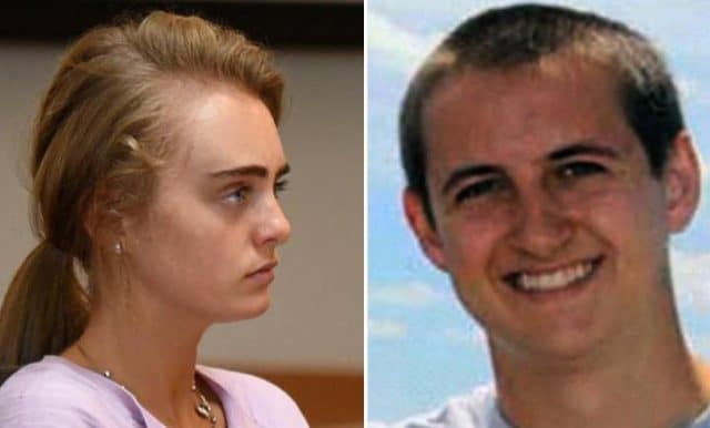 Michelle Carter guilty