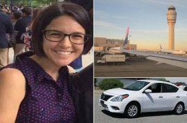 Miranda Hakimi Harvey: Mother abandons 4 year old daughter with strangers at Atlanta airport