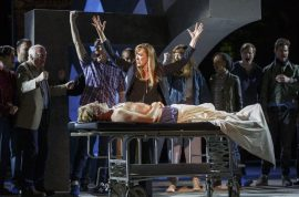 Cowardice? NYC Public Theater Delta Bank of America pull sponsorships.