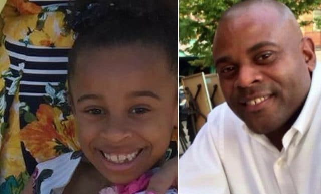 Neil White chokes 7 year old daughter to death