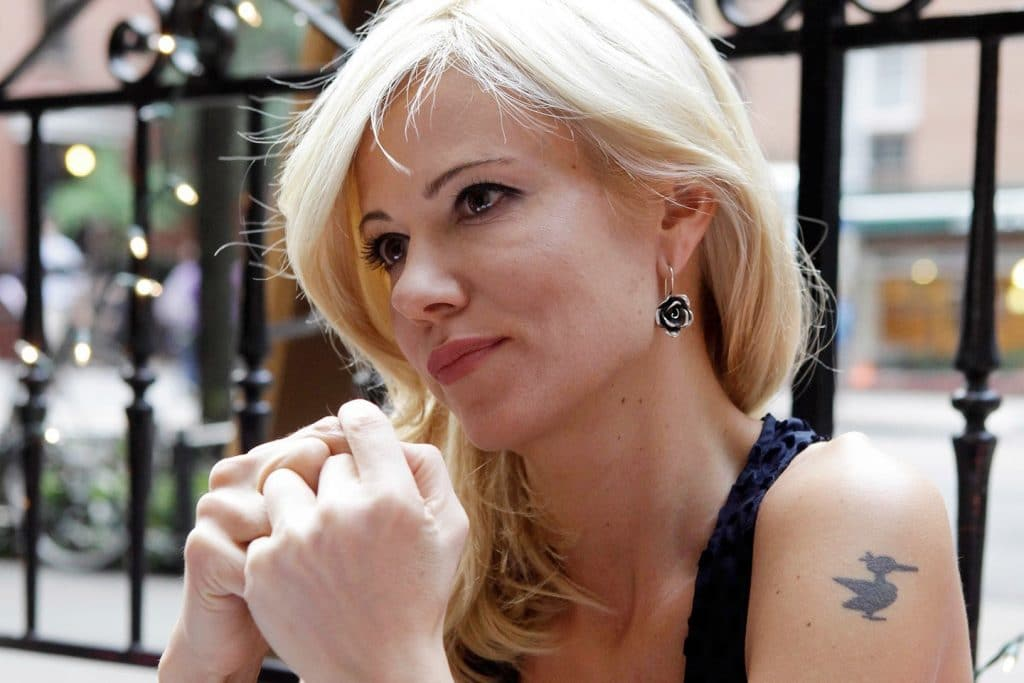 Sarma Melngailis sentenced