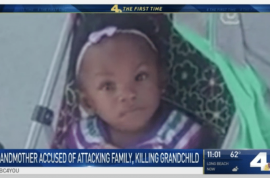Why? Nicole Darrington-Clark arrested after fatally stabbing granddaughter