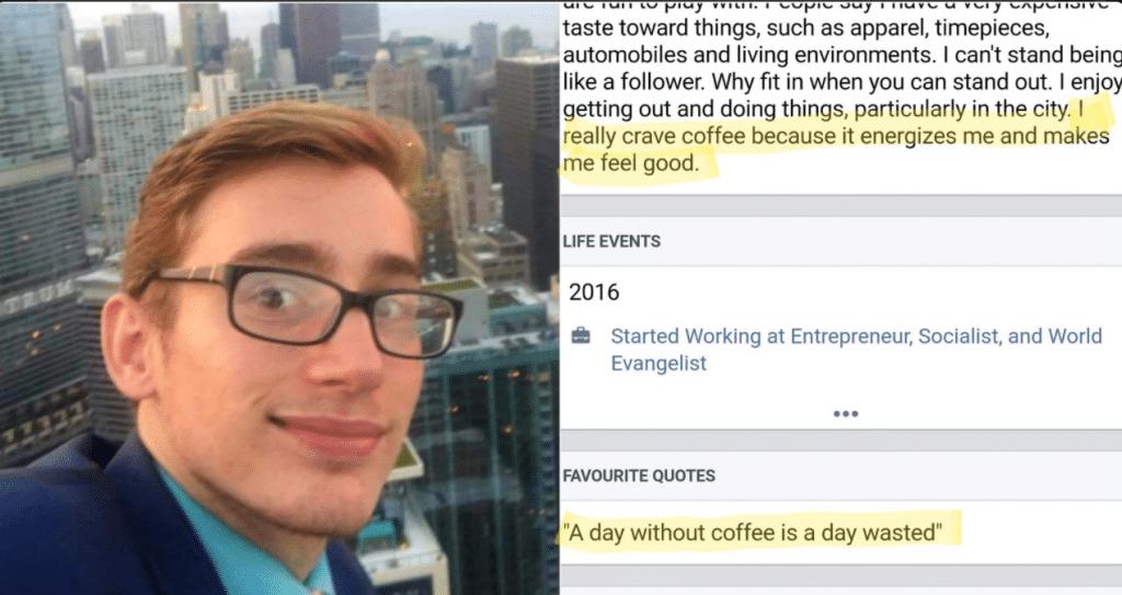 William Boucher Starbucks racist rant 'Shut up slave ...