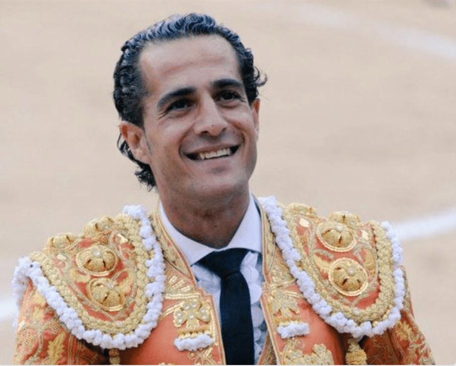 Ivan Fandino Basque matador