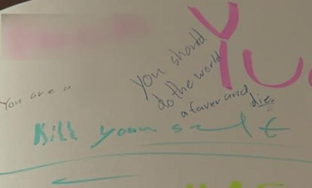 Buckley 7th grader bullying