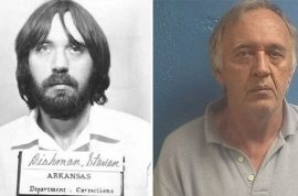 Steven Dishman Arkansas prison inmate recaptured after 32 years on the run