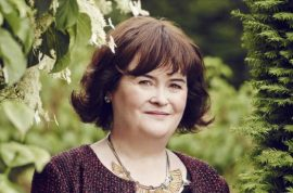 'Ugly old bixch' Susan Boyle attacked by gang of 15