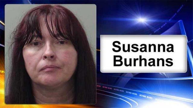 Susanna Dawn Burhans
