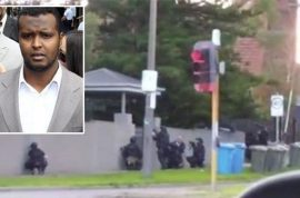 'This is for ISIS' Yacqub Khayre i'd as Melbourne terrorist