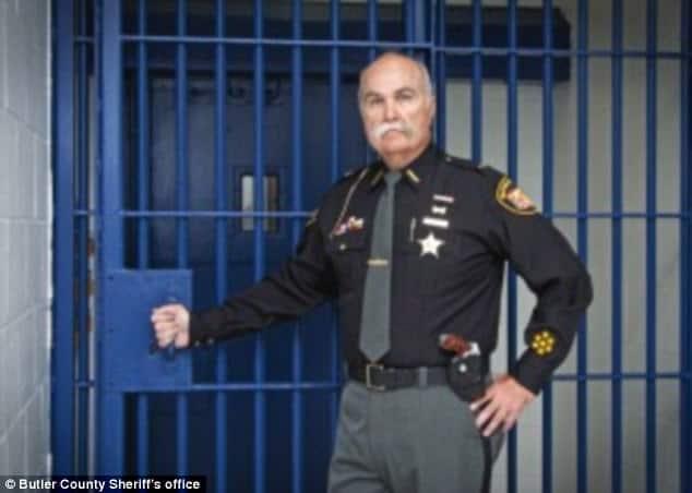 Butler County Ohio Sheriff Richard Jones