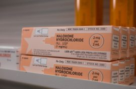 Why? Butler County Ohio Sheriff Richard Jones: I refuse to carry Narcan