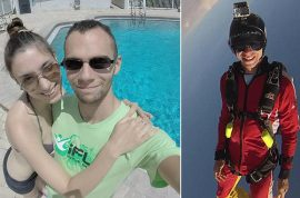 Why? Capotorto Vitantonio: Suicidal skydiver warned wife he wasn't going to pull cord in video