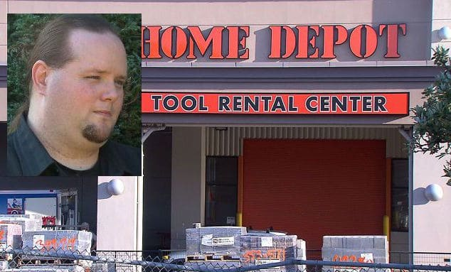 Dillon Reagan Home Depot