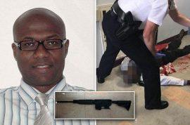 Promised revenge: Dr Henry Bello forced to resign over sexual harassment
