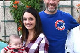 Why? Dr John Lunetta shoots dead girlfriend, KarenMcMullen Jackson and baby son in murder suicide