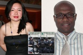 Dr Tracy Tam: Slain Bronx Lebanon Hospital doctor was last minute stand in