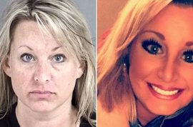 40 years: Heather Lee Robertson kindergarten teacher indicted on 21 charges