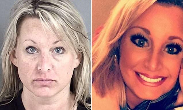 Heather Lee Robertson indicted