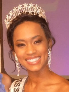 Kia Hampton former Miss Kentucky USA
