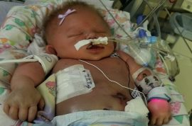 How? Mariana Sifrit newborn baby dies after kissed by herpes carrier