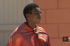 Minneola Superhero: deaf man with autism dressed as superman beaten on Florida corner