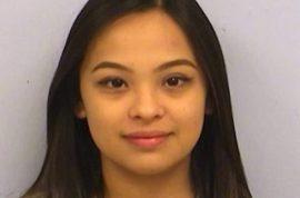 Seline Ayala: $2m worth liquid crystal meth found in car during speeding ticket