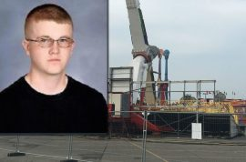 How? Tyler Jarrell killed on Ohio State Fair Fireball (days after joining marines)