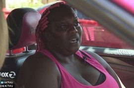Meet Unique Pinky Parsha the homeless Facebook employee forced to live out of a car (cause rents are too high)