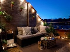outdoor lighting spaces