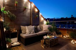 Making The Most Out Of Your Outdoor Spaces With The Right Lighting