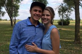 How? Austin Wesson Rebekah Bouma Kansas couple die a day after wedding in car crash