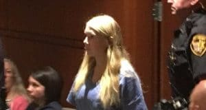Brooke Skylar Richardson pleads not guilty