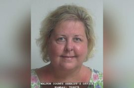 Carole Ann Etheridge Georgia school bus driver arrested driving drunk with 31 students