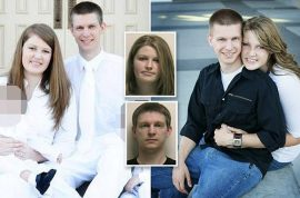 Why? Clarissa and Brett Tobiasson lock adopted Utah son in basement to eat carrots