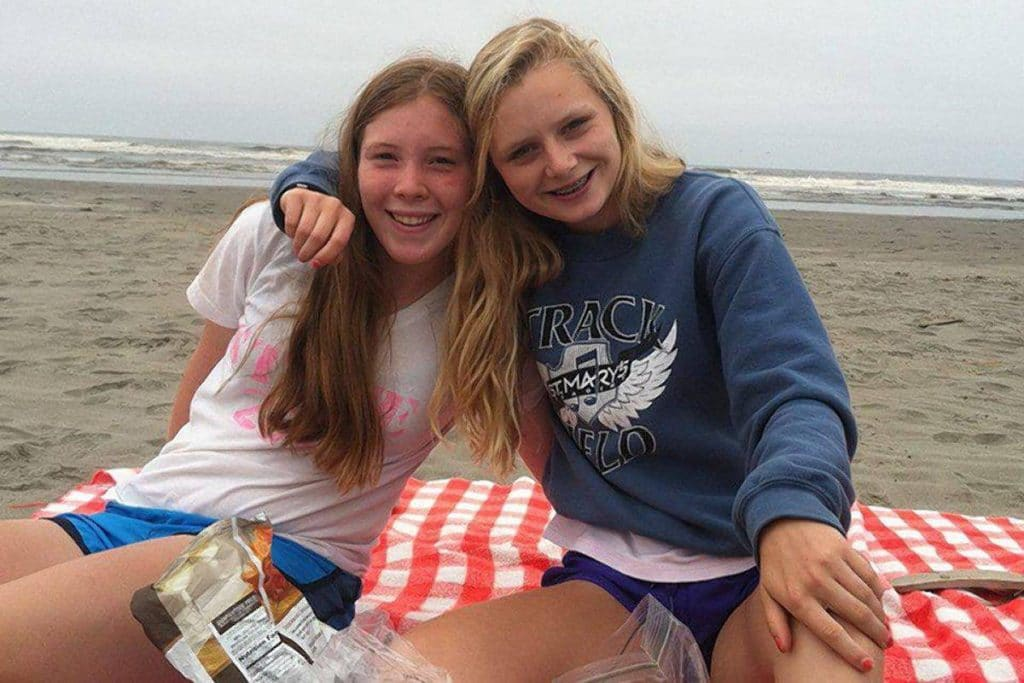 Emma Place and Emily Lang